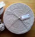 Rope and Cork Placemats